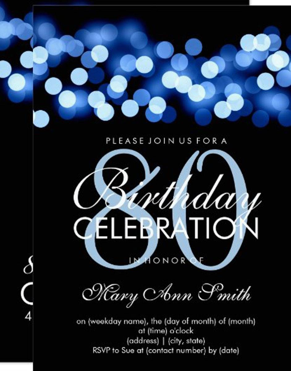 Hollywood Birthday Party Invitations Image collections - baby shower ...