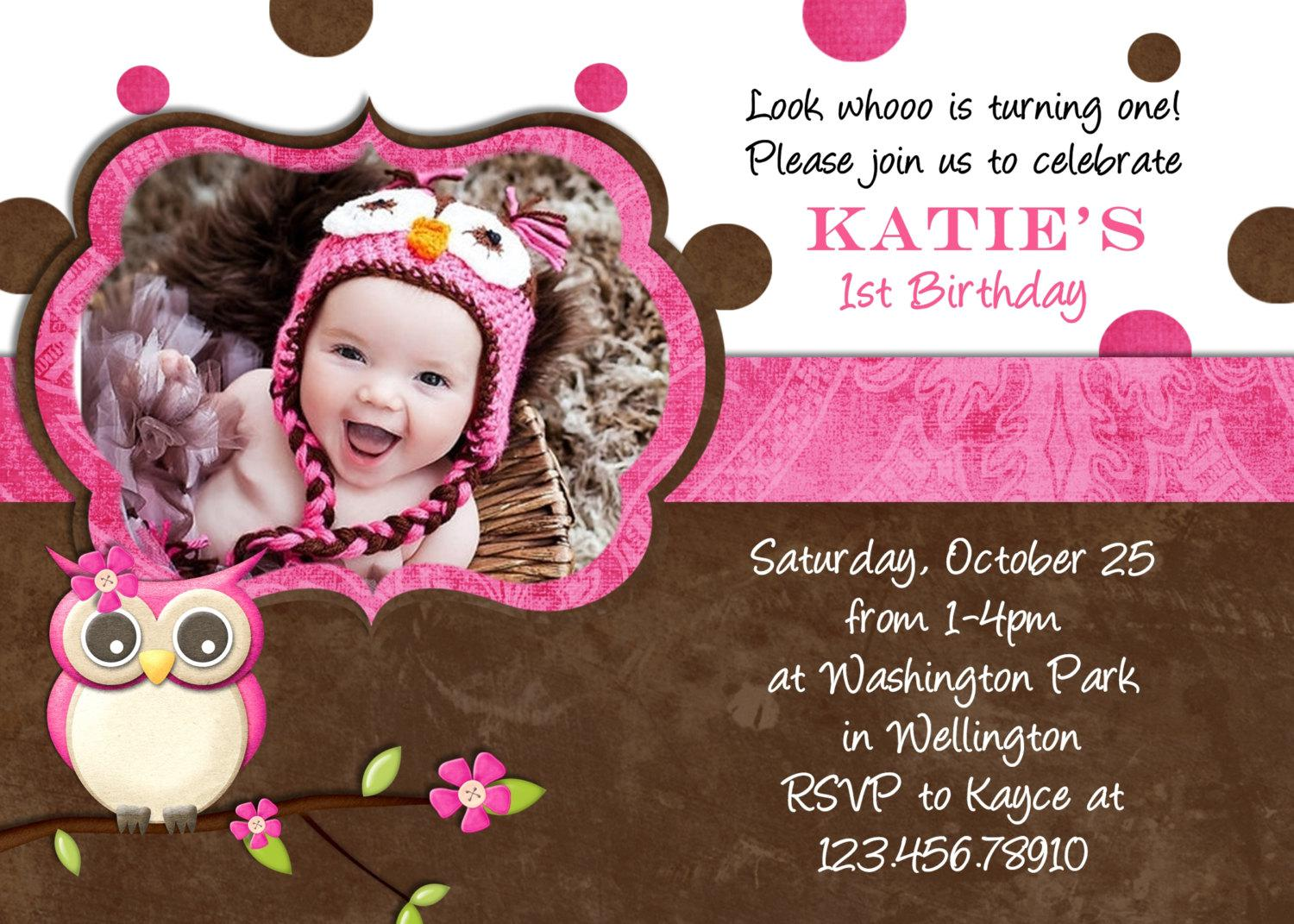 20 Birthday Invitations Cards Sample Wording Printable