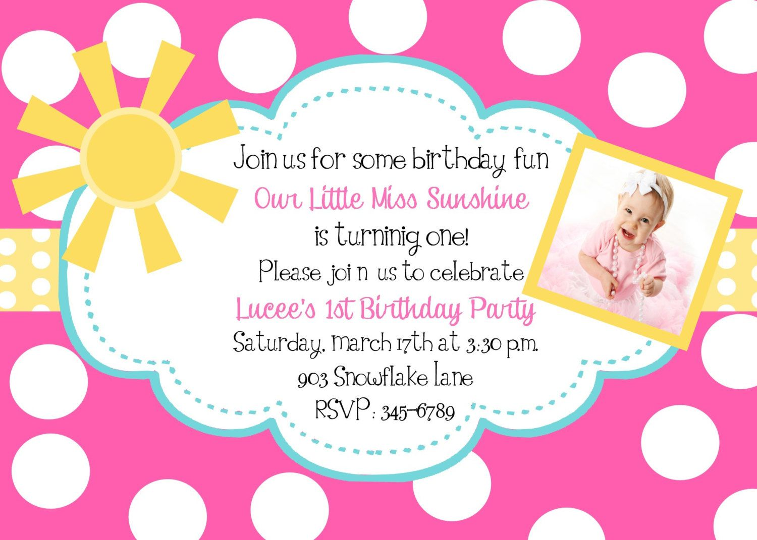 10 simple birthday party invitations design birthday party birthday party invitation wording filmwisefo Gallery
