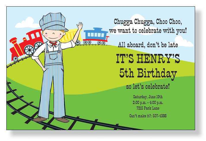 Boy Birthday Invitation Wording