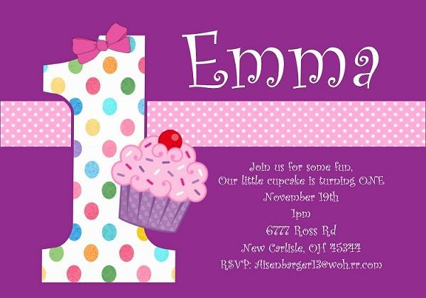 Child Birthday Invitation Wording