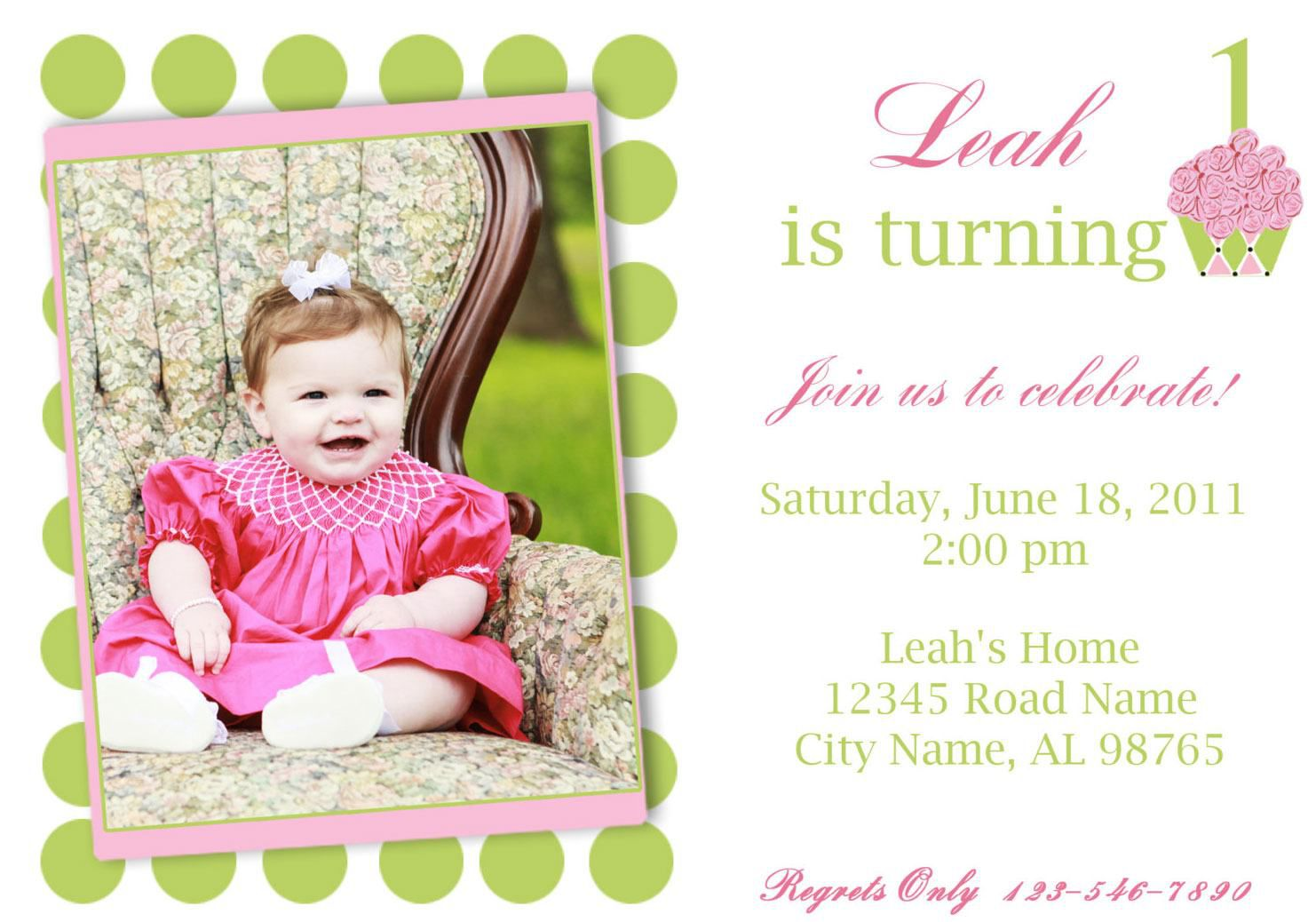 Email Birthday Invitations