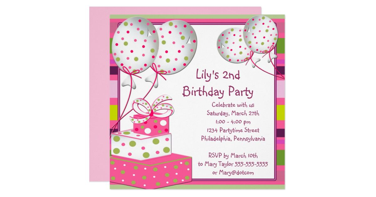 2nd Birthday Invitations Mickey Mouse