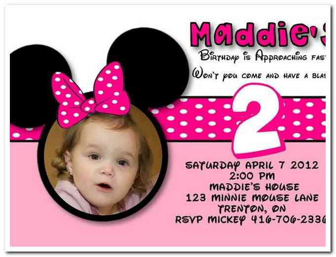 2nd Birthday Invitations Uk