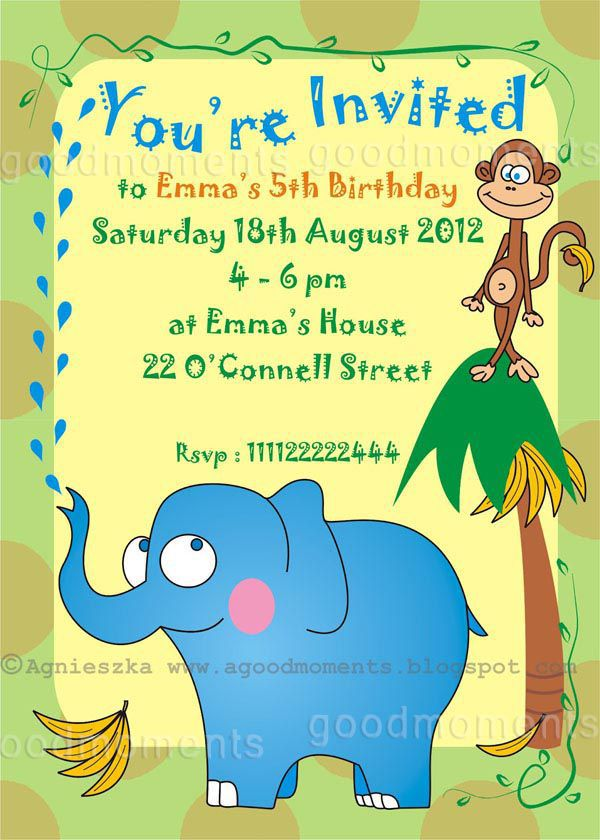 Birthday Invitations Ideas For Adults