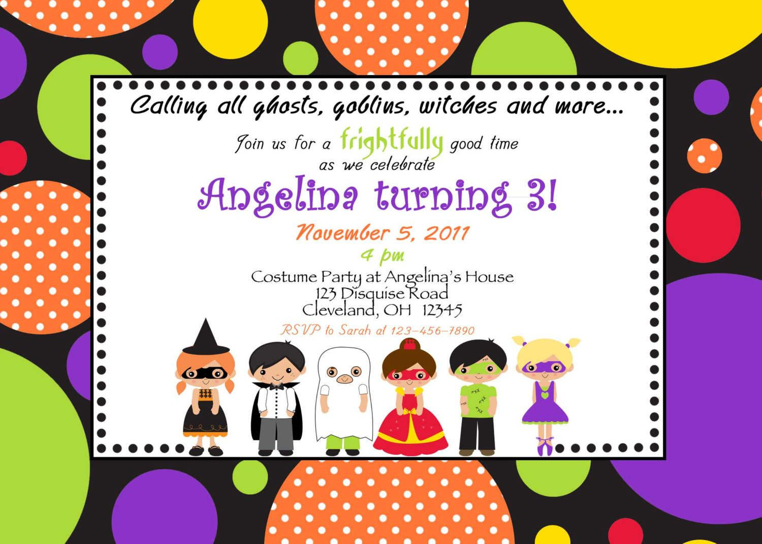Birthday Party Invitations Adults