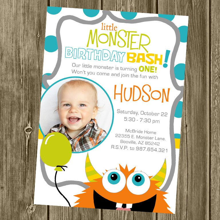 Cookie Monster Birthday Invitations Australia