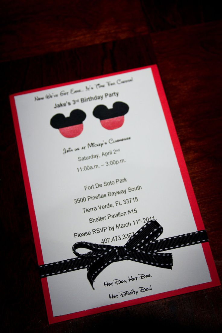 Handmade Birthday Invitations For Adults