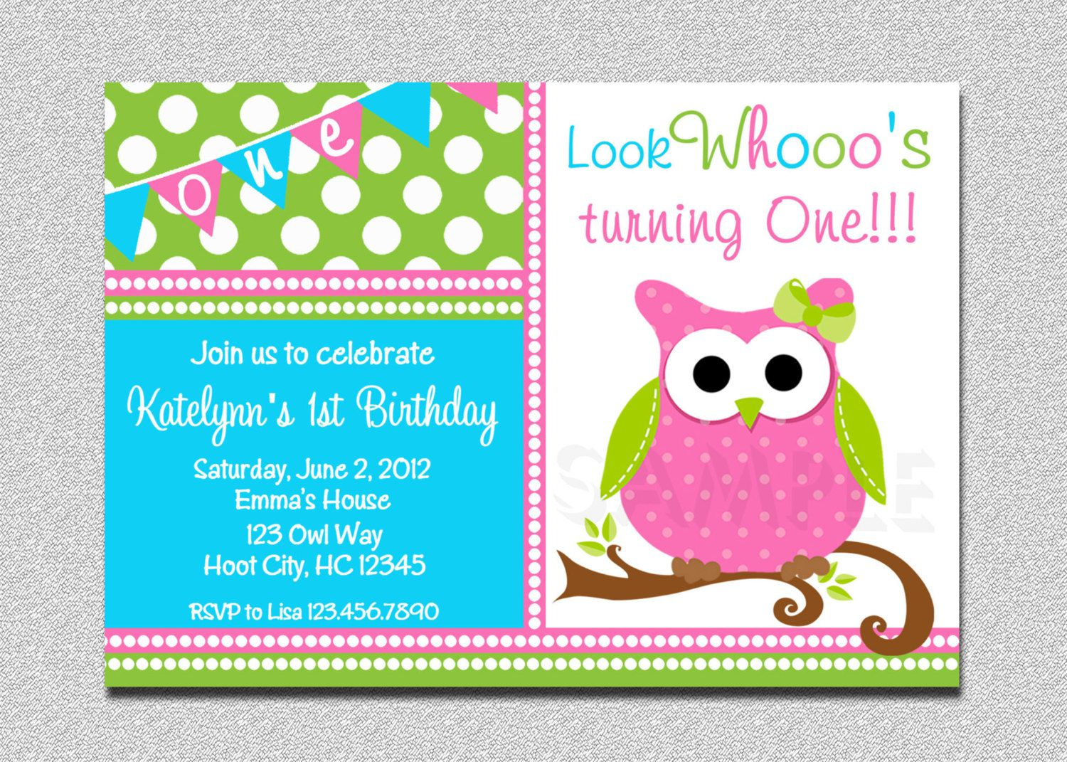 Make Birthday Invitations Free