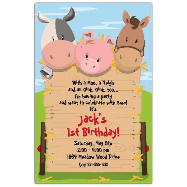 Make Birthday Invitations