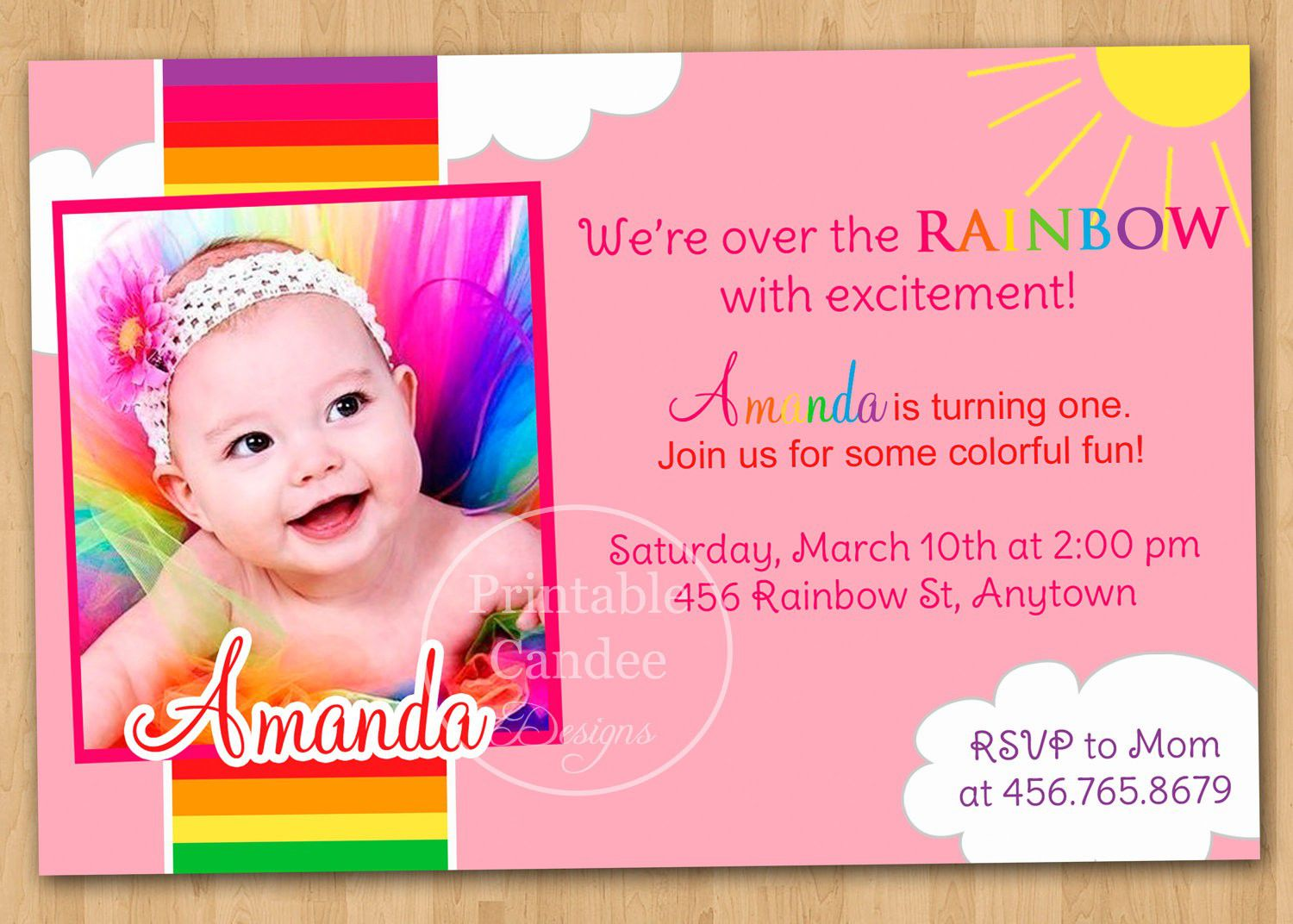 Online Birthday Invitations Australia