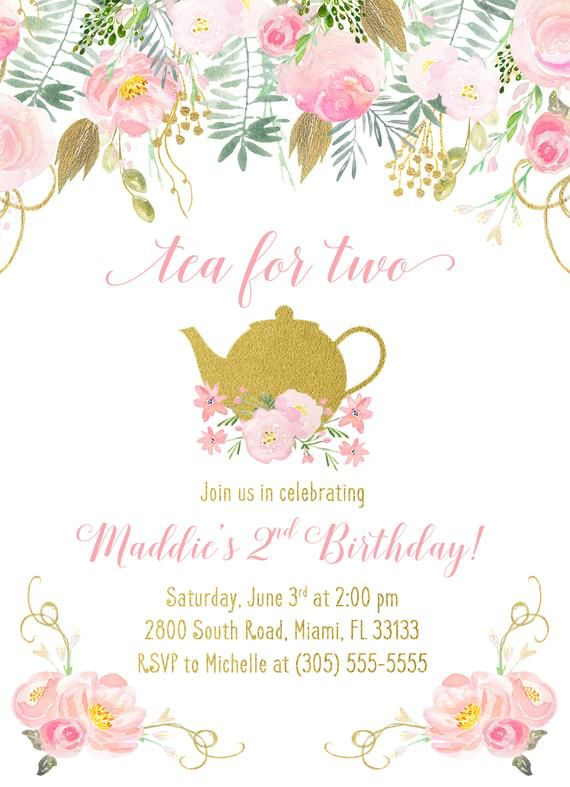 Tea Party Invitations For Birthday,tea Party Photo Birthday Invitations,tea Party Themed Birthday Invitations,60th Birthday Tea Party Invitations